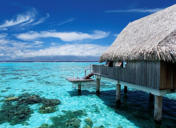 12 Swoon-worthy Overwater Bungalows - Jetsetter