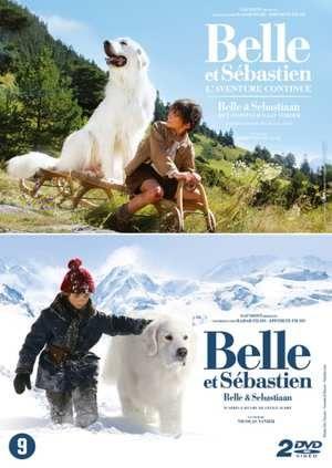 Belle & Sebastiaan 1-2  Belle & Sebastiaan: In de Alpen waar de sneeuw ongerept is de berggeiten van rots naar rots springen en de bergtoppen de wolken raken woont de jonge Sebastiaan in een vredig dorpje net voor de inval van de Duitsers. Op een dag komt Sebastiaan oog in oog te staan met een wilde hond. Hij noemt haar Belle. Een diepe vriendschap bloeit. Maar de dorpelingen verdenken Belle ervan de schapen te doden. Dus gaan ze op jacht Ondertussen zorgt de bezetter voor beroering in het…