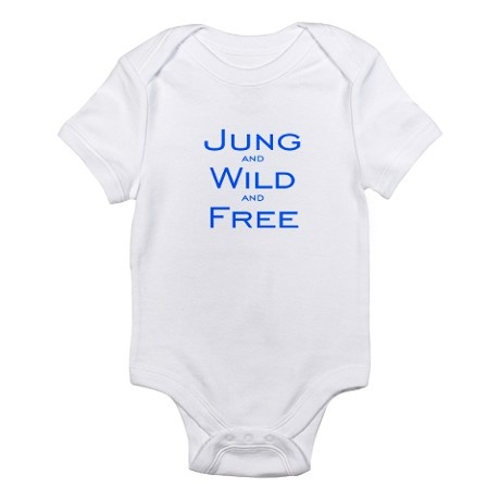 Jung-Wild-Free Infant Bodysuit
