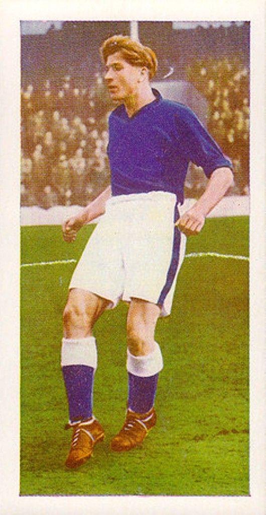 Dave Hickson, Everton 1956