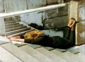 VALIE EXPORT Syntagma, 1984, still from 16mm film