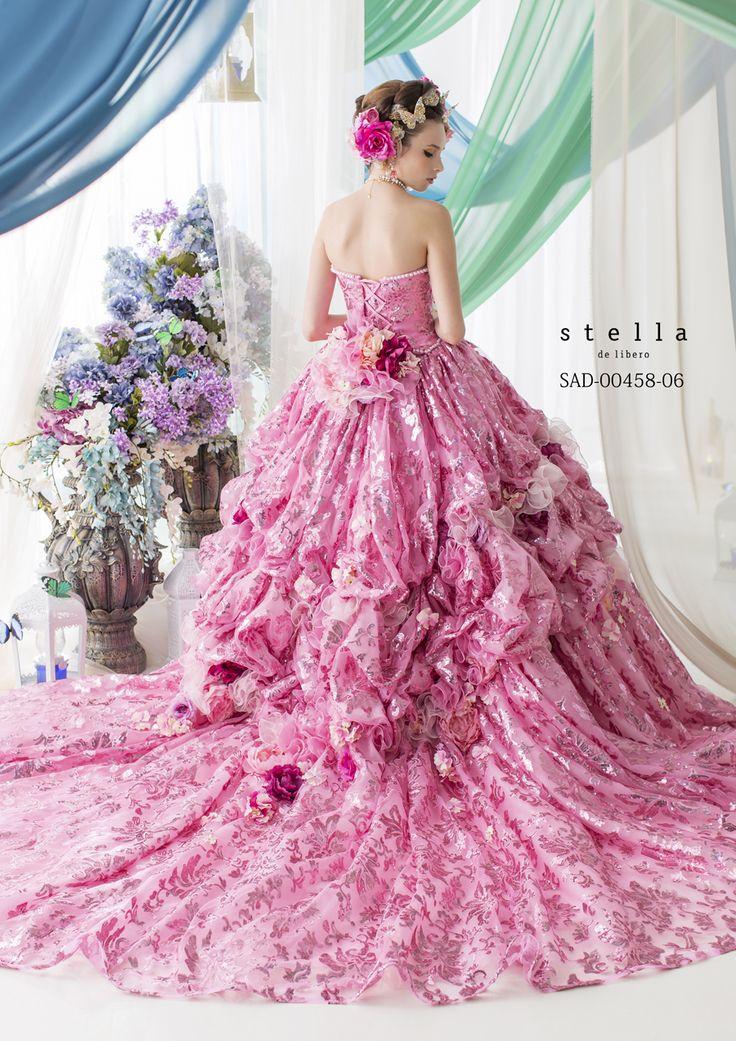 2014新作ドレス|A911T-PI-888_SAD-00458-06-3