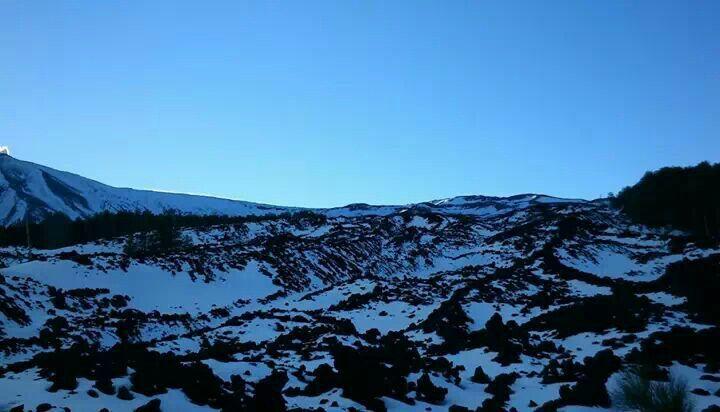 Etna Nord nei pressi del Brunek