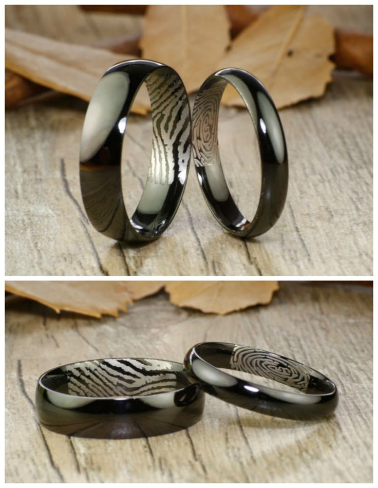 82 best Alternative Wedding Rings images on Pinterest