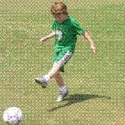 Free U6 soccer age group tips, fun games and soccer skills.