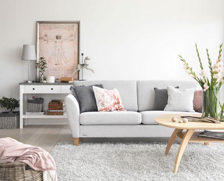 20 best soffor & bäddsoffor images on pinterest | sofas, living ... - Designer Couch Modelle Komfort