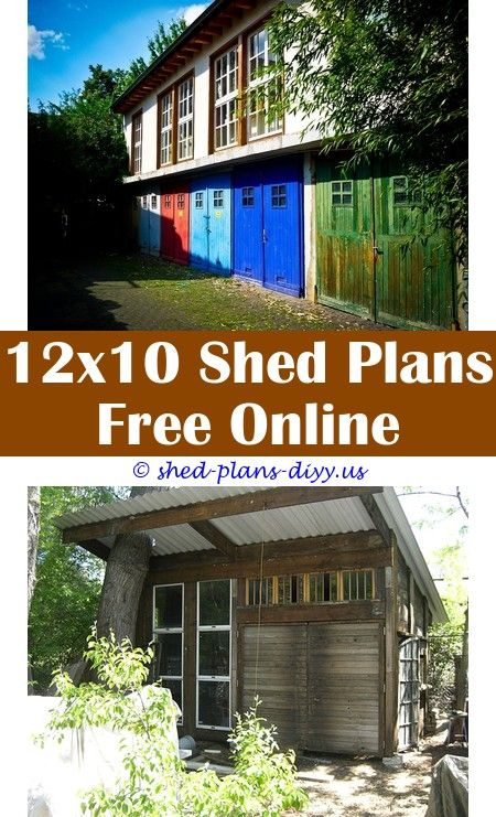Free Concrete Block Shed Plans Old West 10x12 Shed Plans Build Wood