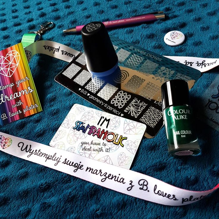 Spotkajmy sie wLodzi II - relacja zespotkania blogerek - stemplowanie paznokci - nails stamping