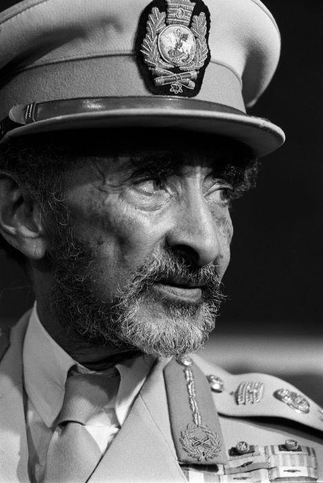 Emperor Haile Selassie I = H.I.M = Rastafari