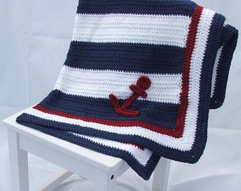 17 Best images about Nautical Themed Baby Stuff to Crochet ...