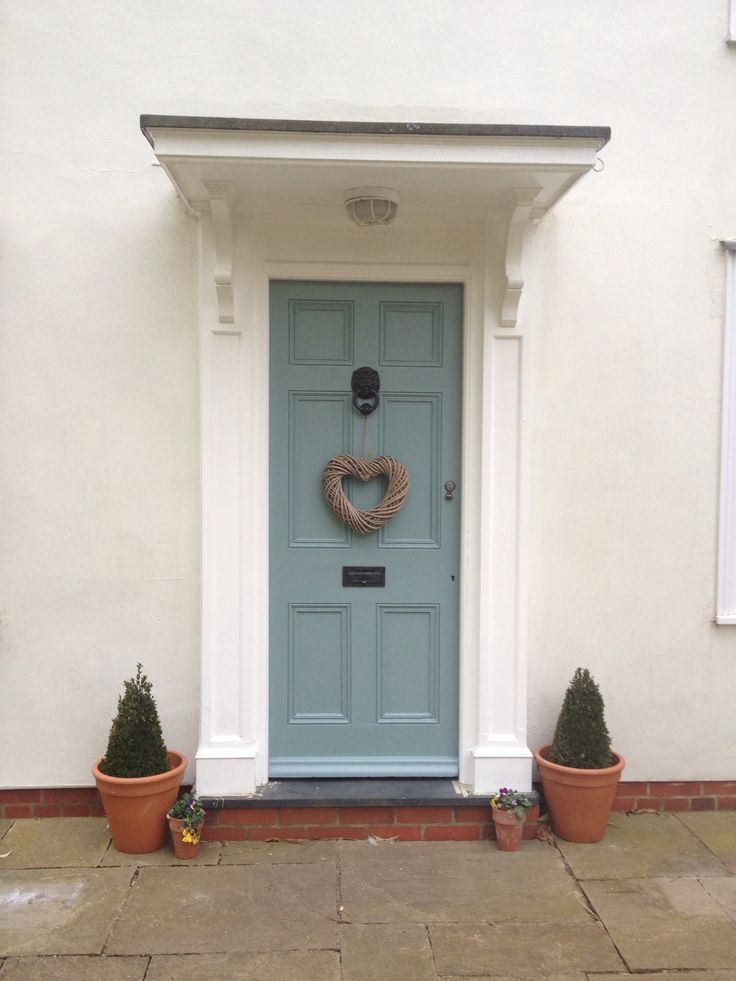 Farrow and Ball Oval Room Blue & 174 best Floors \u0026 Doors images on Pinterest | Entrance doors Farrow ...