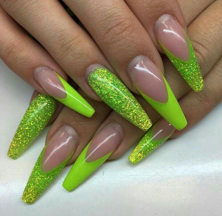 Mejores 148 imágenes de cool nails en Pinterest   Uñas largas, Arte ...
