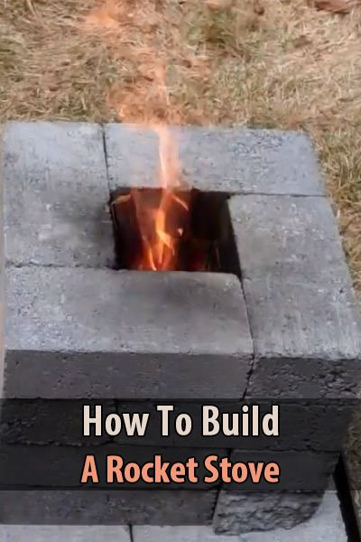 how to build a rocket stove rocket stoves stove and bricks