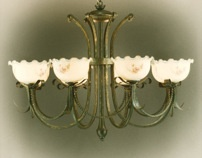 Project LIGHTING - Chandeliers by Fedja Papric, via Behance