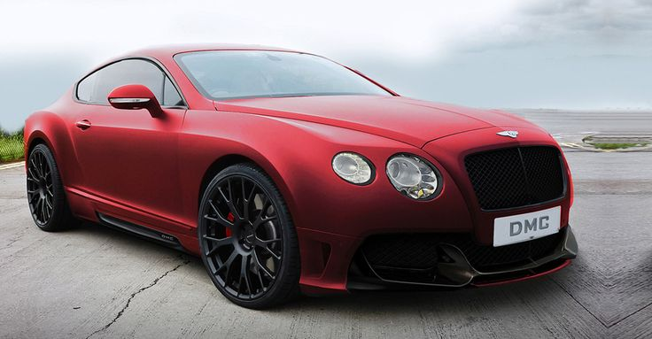 Cool Stuff We Like Here @ CoolPile.com ------- << Original Comment >> ------- Bentley GT Coupe - DMC Duro