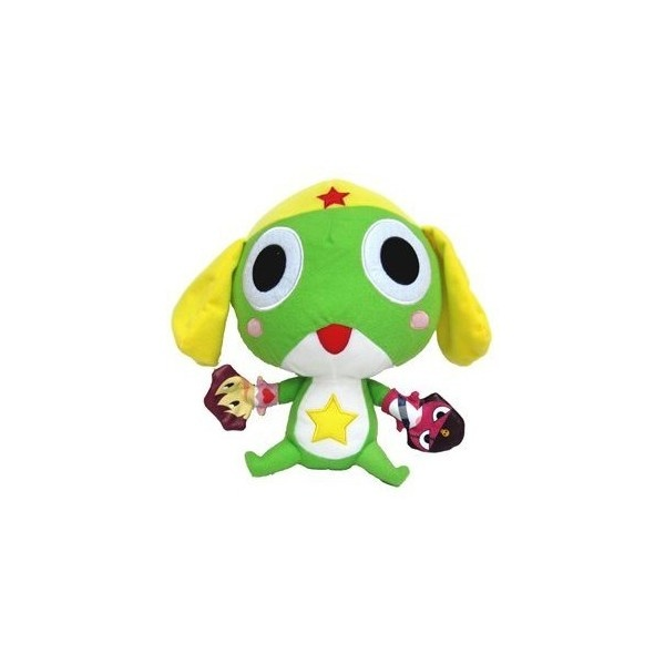 "Amazon.com: Sgt. Frog 10"" Plush Doll - Keroro: Toys & Games found on Polyvore"