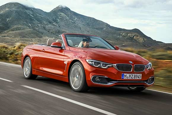 Galeria de fotos: BMW Série 4 será apresentada em Genebra