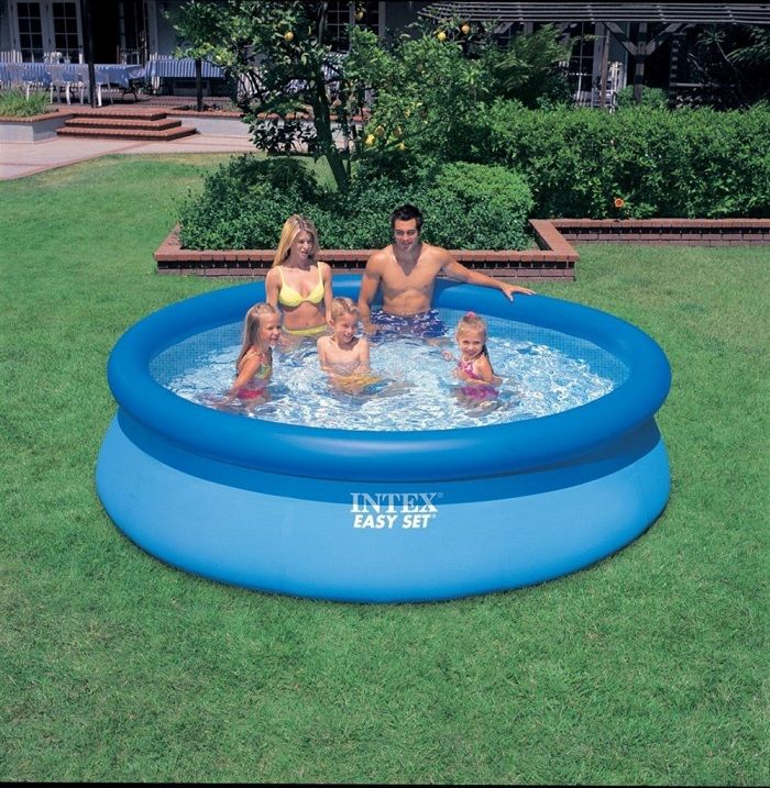 1000 ideas about portable pools on pinterest pool decks for Above ground swimming pools for kids