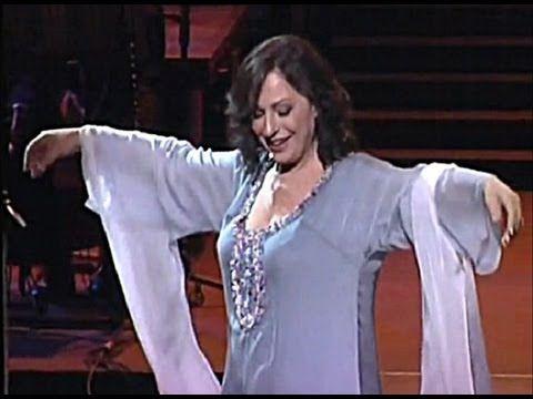 """Charis Alexiou - Evdokia's Zeimbekiko 2007 """"Athens"""" Live Greek Music Vid..."""