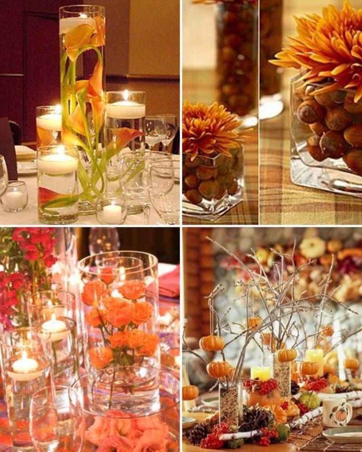 M s de 25 ideas incre bles sobre centros de mesa naranja for Decoracion naranja