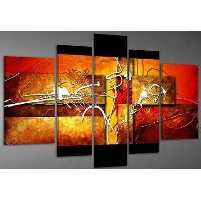 Cuadros Abstractos Modernos,polipticos Decorativos $70.000 - $ 70.000 en MercadoLibre