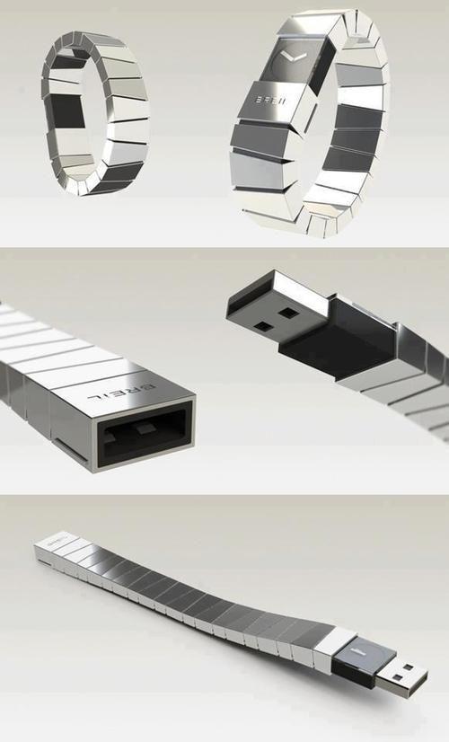 Bracelet Style USB, #USB