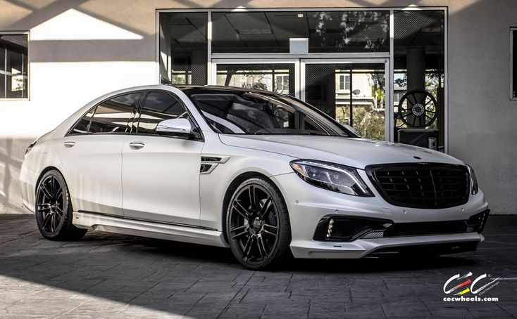 CARLSSON S-Class | CEC staggered 21″ | http://www.modifiedperformanceparts.com/carlsson-s-class-cec-staggered-21/