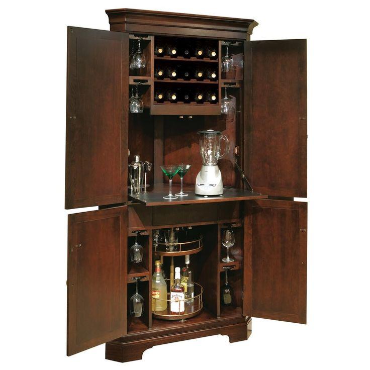 25 Best Ideas About Corner Liquor Cabinet On Pinterest Corner Wine Cabinet Small Bar Cabinet