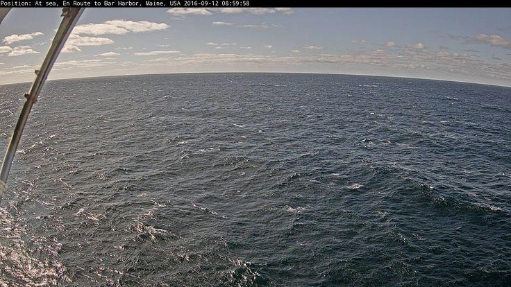 Crystal Serenity - Port Side Webcam / Camera