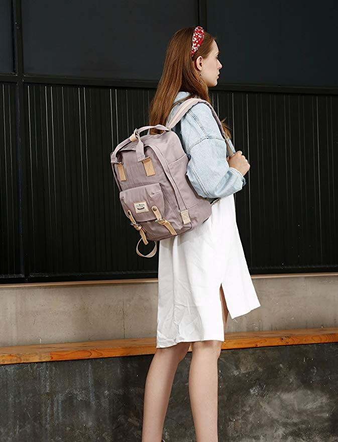 a00ff5184fe7 Amazon.com  Himawari Backpack Waterproof Backpack 14.9