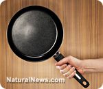Deadly Teflon chemical - Decades of cover-ups by Dupont now revealed.  Best use cast iron pans!