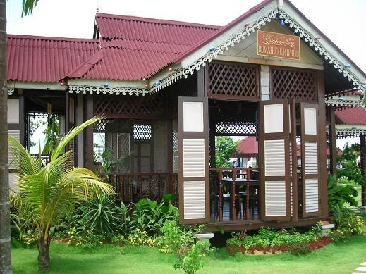 54 best images about kampung house on pinterest for Home design johor bahru