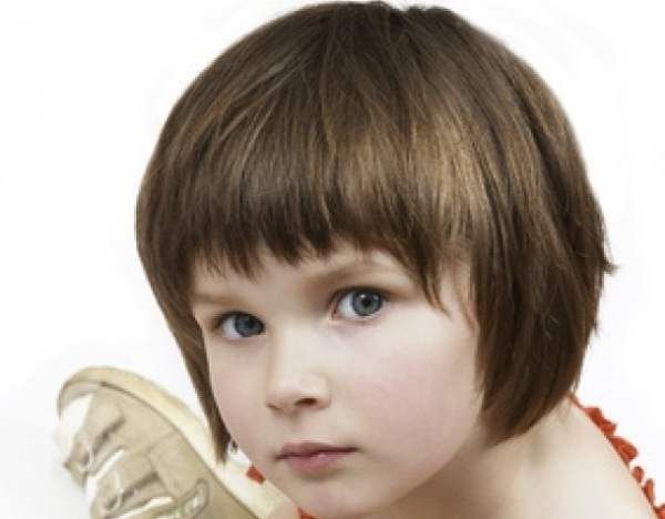 Children cute bob cut for little girl My Hairstyles Site BW Pinterest
