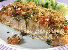 La ricetta del Trancio di Salmone al forno è una di quelle ricette facili, veloci e anche senza grassi ma con quel tocco di sapore che ti aiuta in...
