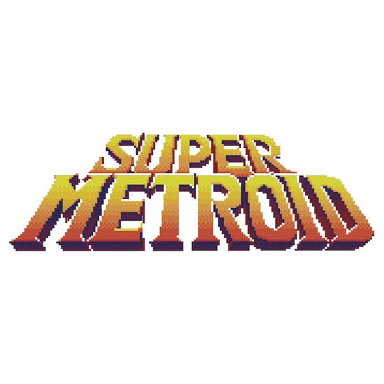 Super Metroid Logo
