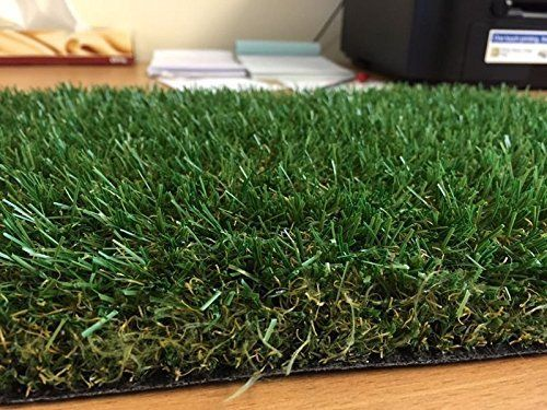 """Luxury 30mm Pile Height Artificial Grass 