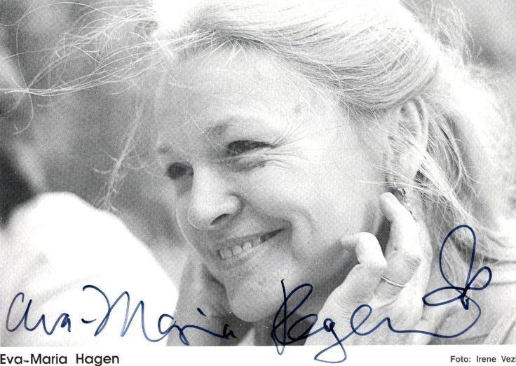 Eva-Maria Hagen