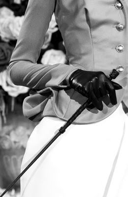 Doll in Sugar Coma: Equestrian fashion