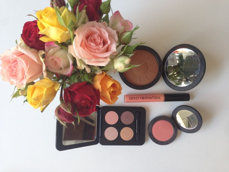 The most delightful colours for spring available online now www.absoluteskin.com.au   #makeup #yb #skincare #onlineskincare #skin #springmakeup #youngbloodmakeup #beauty #beautyblog #spring
