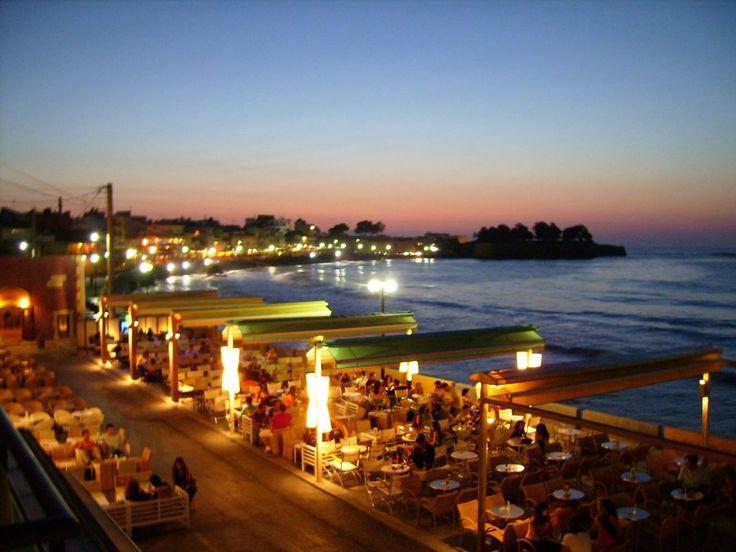 Koum - Kapi at night! #Chania #Crete Photo credits: @sabbas on panoramio