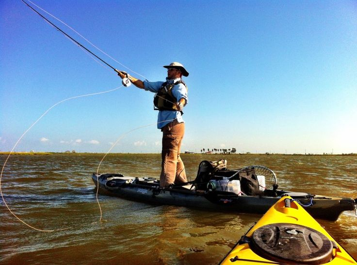 25 best kayaks canoes and sups images on pinterest for Fishing kayak brands