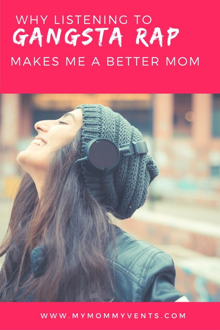 Listening to Nas, Biggie, and Tupac make me a great mom. Here's why.