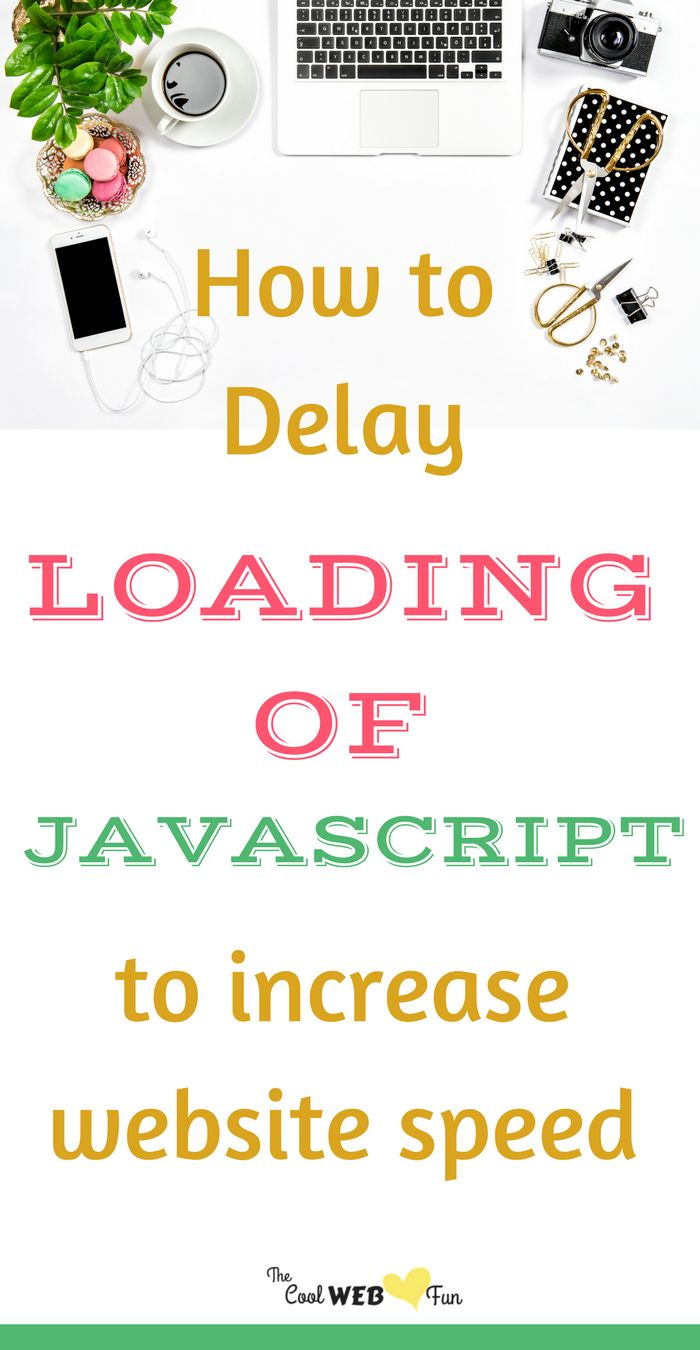 Delaying java script can speed up website considerably. Javascript defer is important to render your webpage fast.