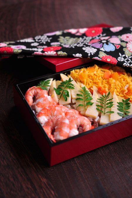 SUSHI banboo - 筍ちらし寿司