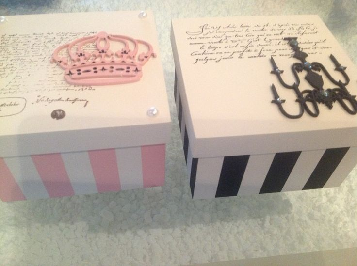 Wee boxes