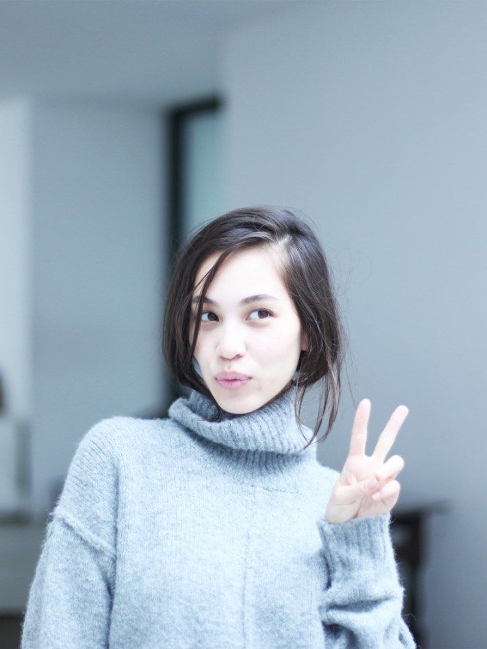 Kiko Mizuhara 2018 Hair Eyes Feet Legs Style Weight