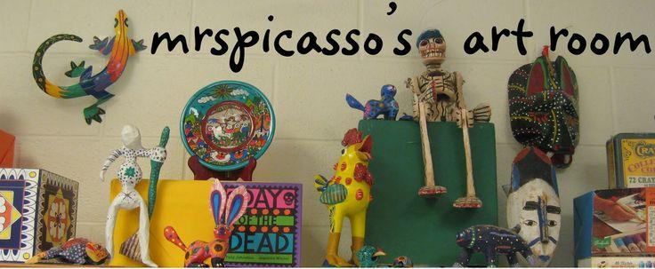 sala de arte de mrspicasso