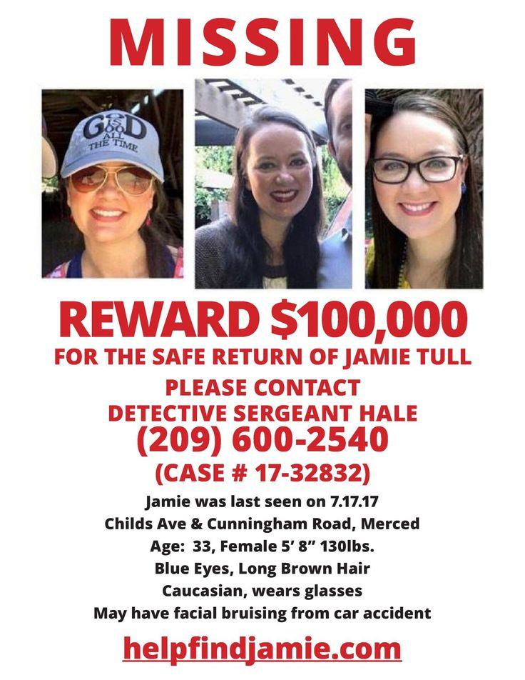 Find Missing Jamie Allison Tull!