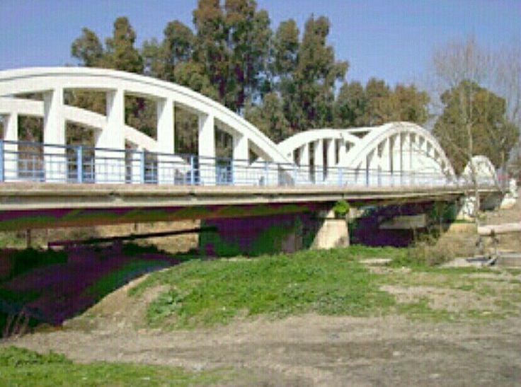 Bridge-Former Menderes bridge-