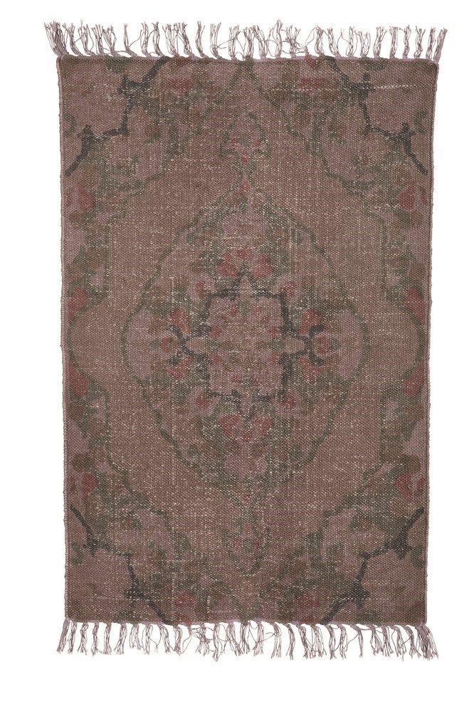 House Doctor Pale Vloerkleed Bruin - 160 x 230 cm